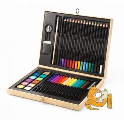 Petite boîte de couleurs