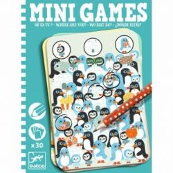 Mini games Où es-tu ?