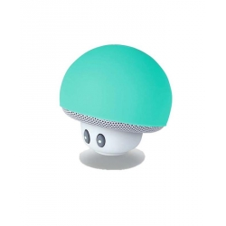 Enceinte MOB Champignon turquoise