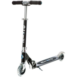 Trottinette Micro Sprite Black Stripe