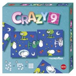 Crazy puzzle Alien