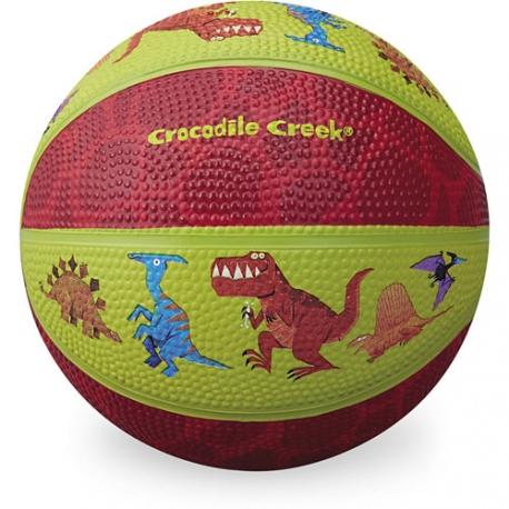 Ballon de basket dino
