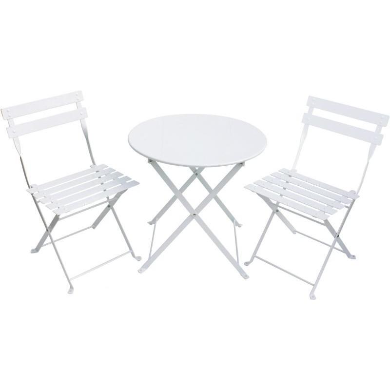 table de jardin avec chaises lolifant. Black Bedroom Furniture Sets. Home Design Ideas