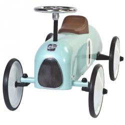 Porteur Retro roller bleu Colin