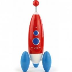 Fusée rouge