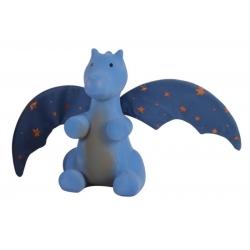 Hochet Dragon bleu