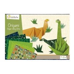 Boite créative: Origami Dino
