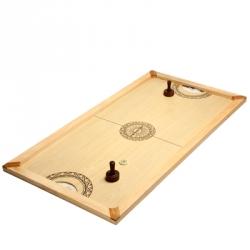 Shuffle-Puck Mango 130 cm x 70 cm