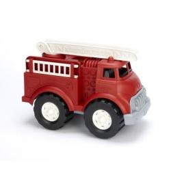 Camion de pompier rouge JH