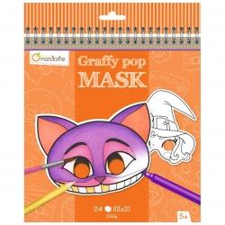 Graffy pop masques Halloween