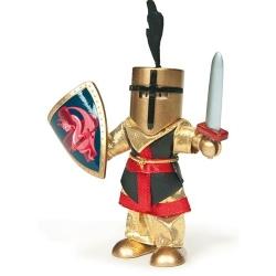Budkins chevalier doré