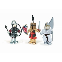 Budkins set chevaliers