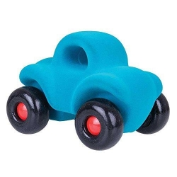 Petit voiture turquoise