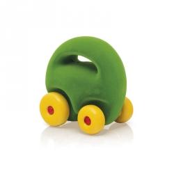 Voiture mascot vert Rubbabu