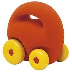 Voiture mascot orange Rubbabu