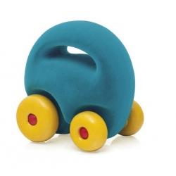 Voiture mascot turquoise Rubbabu