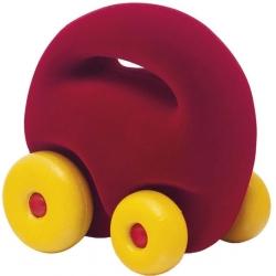 Voiture mascot rouge Rubbabu