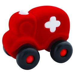 Grande ambulance rouge rubbabu