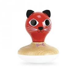 Hochet culbuto chat