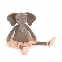 Dancing Darcey Elephant 33 cm