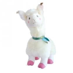 Lama blanc 20cm