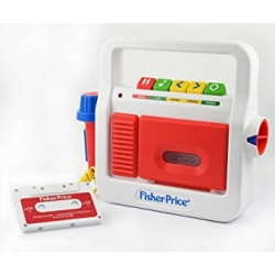Fisher Price - Magnétophone