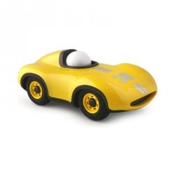 Voiture speedy le Mans Jaune