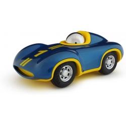 Voiture speedy le Mans bleu