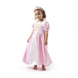 Déguisement Princesse Rose L