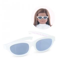 Ma Corolle - Lunettes blanches