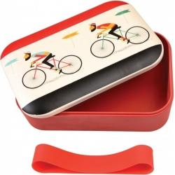 Boîte à tartines rétro Vélos