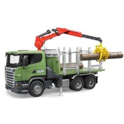 Camion bois Scania R Series