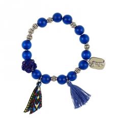 Bracelet Ellis bleu