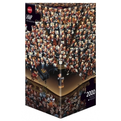 Puzzle 2000p - Orchestra