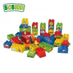 BioBuddi - Coffret 40 blocs + 1 plaque