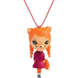 Collier Lovely Charms - Chat