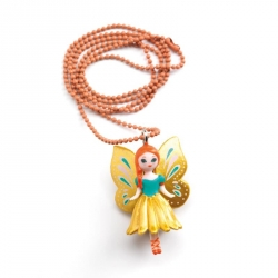 Collier Lovely Charms - Papillon