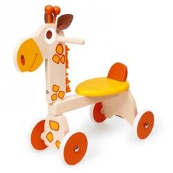 Trotteur giraffe