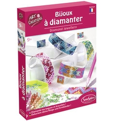 Coffret à diamanter - Bijoux