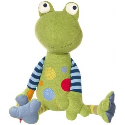 Sweety grenouille patchwork