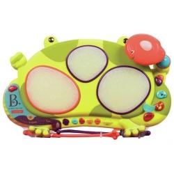 Ribbit - tat - tat - Batterie grenouille