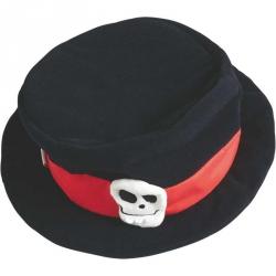 Déguisement Cape et chapeau de vampire draculino