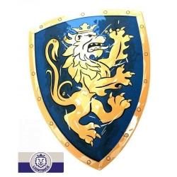 Bouclier Roi  Lion Bleu