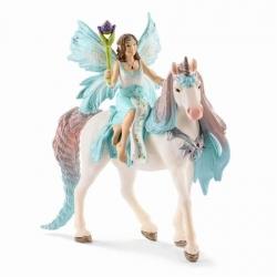 Fée Eyela et la licorne de princesse