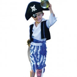 Déguisement pirate 3/5ans