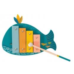Le Voyage d'Olga - Xylophone baleine