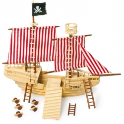 Le bateau pirate Ghost
