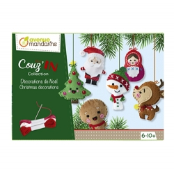 Mini couz'in - Décoration de Noël