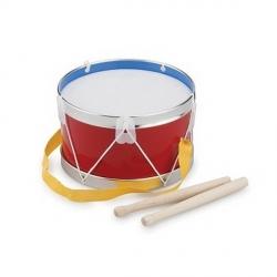 Petit tambour rouge