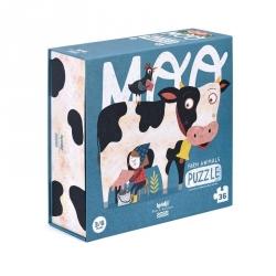 Puzzle Moo 36 pièces